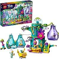 LEGO Trolls 41255 Pop Village Celebration Building Kit (380 Pieces)