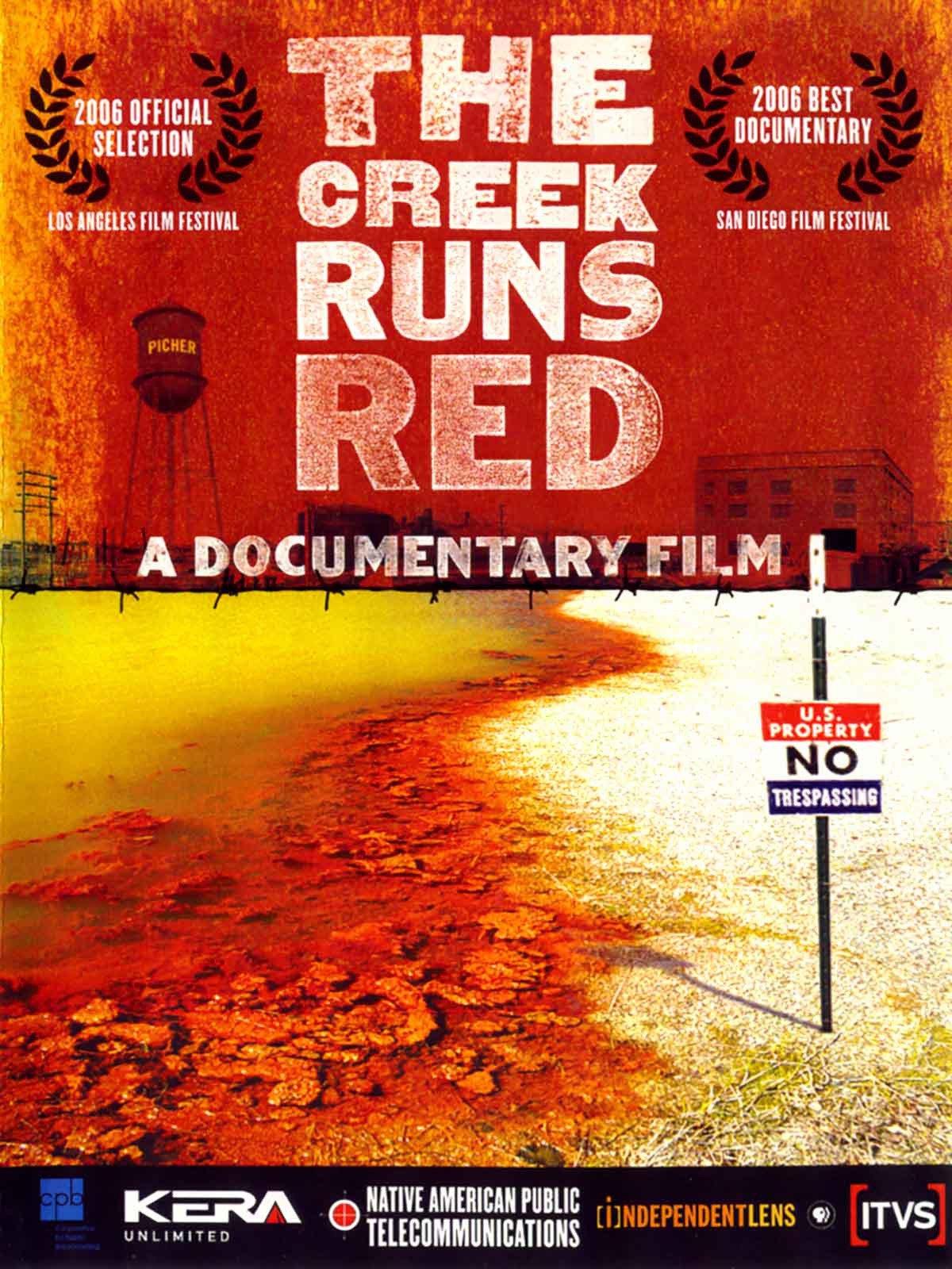 The Creek Runs Red