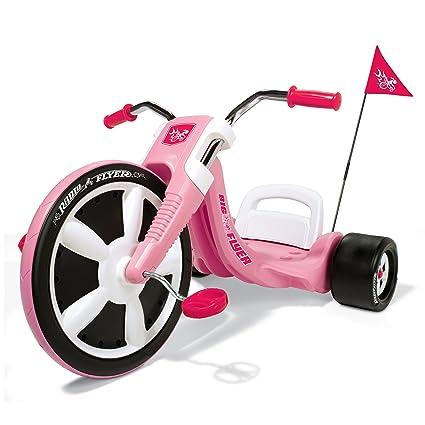 54a056f6e0f Amazon.com: Radio Flyer Big Flyer, Pink: Toys & Games