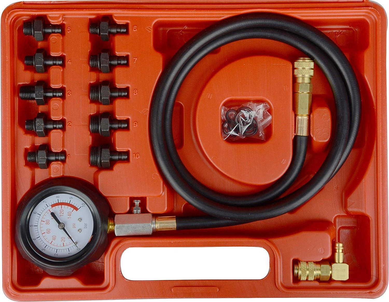 APDTY 14236 Exhaust Stud Kit 3//18-16 x 2-1//2 In.