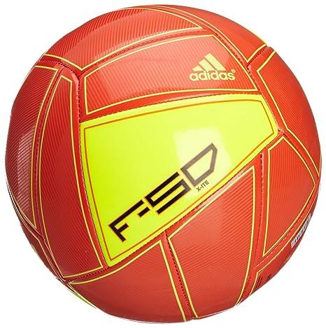 adidas - Balón de fútbol, tamaño 5 UK, Color High Energy ...
