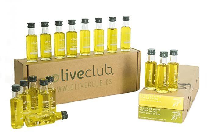 Oliveclub- Aceite de Oliva Virgen Extra- Selección Andalucia