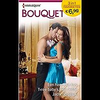 Eén heerlijke kus ; Twee baby's, één liefde ; Jacht op geluk (Bouquet Favorieten Book 597)