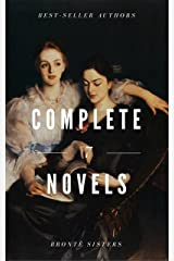 The Brontë Sisters : Complete Novels: Jane Eyre, Wuthering Heights, The Tenant of Wildfell Hall, Villette (NTMC Classics) (Penguin Clothbound Classics) Kindle Edition
