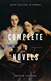 The Brontë Sisters : Complete Novels: Jane Eyre, Wuthering Heights, The Tenant of Wildfell Hall, Villette (NTMC Classics) (Penguin Clothbound Classics) (English Edition)