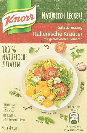 Italienisches salatdressing wie beim italiener