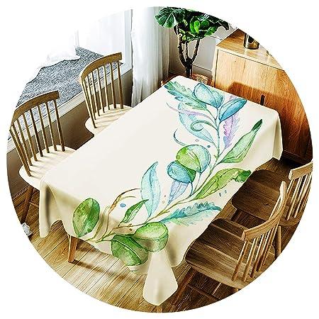 Kingwhisht Tablecloths Manteles Impermeables a Prueba de Aceite ...