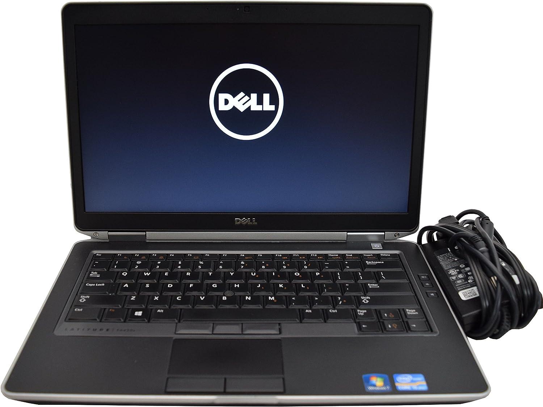 Dell Latitude E6430s Intel Core i5-3320M X2 2.6GHz 4GB 128GB SSD DVD+/-RW (Gray)