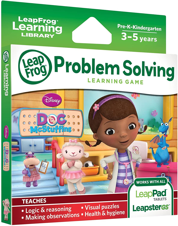Leapfrog Leapster LeapPad DISNEY PRINCESSES Game Cartridge