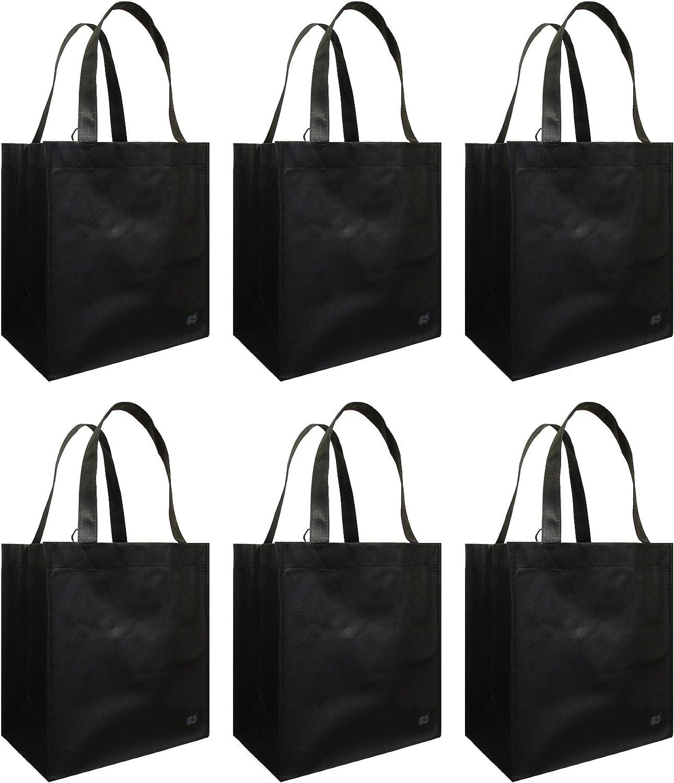 Jeep-Cherokee-Reusable-Shopping-Bag-Carrying-Tote-Black