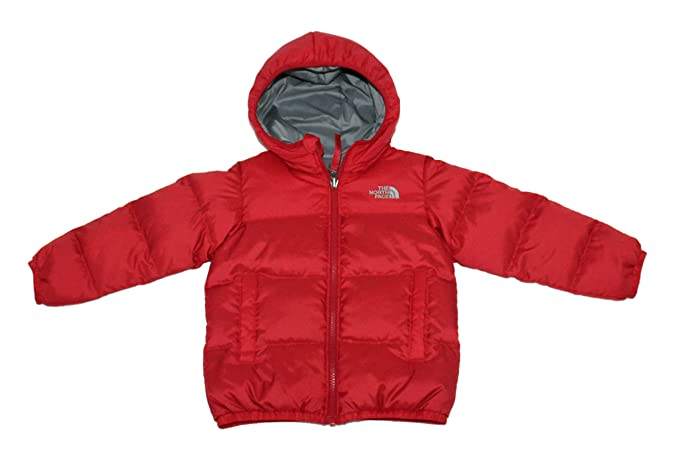28b6fee21 The North Face Toddler Boys Down Puffer Insulated Reversible Jacket (3T)