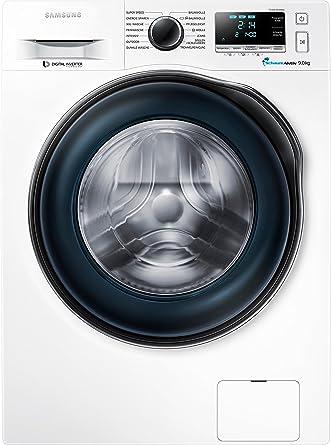 Samsung WW90J6400CW - Lavadora (Independiente, Color blanco ...