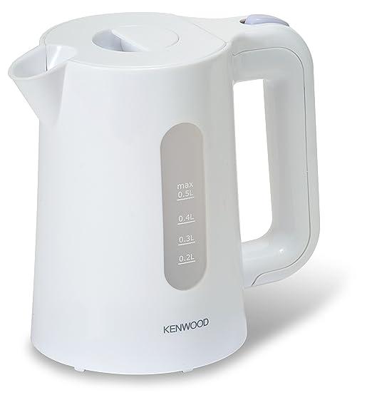 Kenwood JKP070, Blanco, 11.5 x 16 x 16 mm, 622 g, Plástico - Calentador de agua: Amazon.es: Hogar