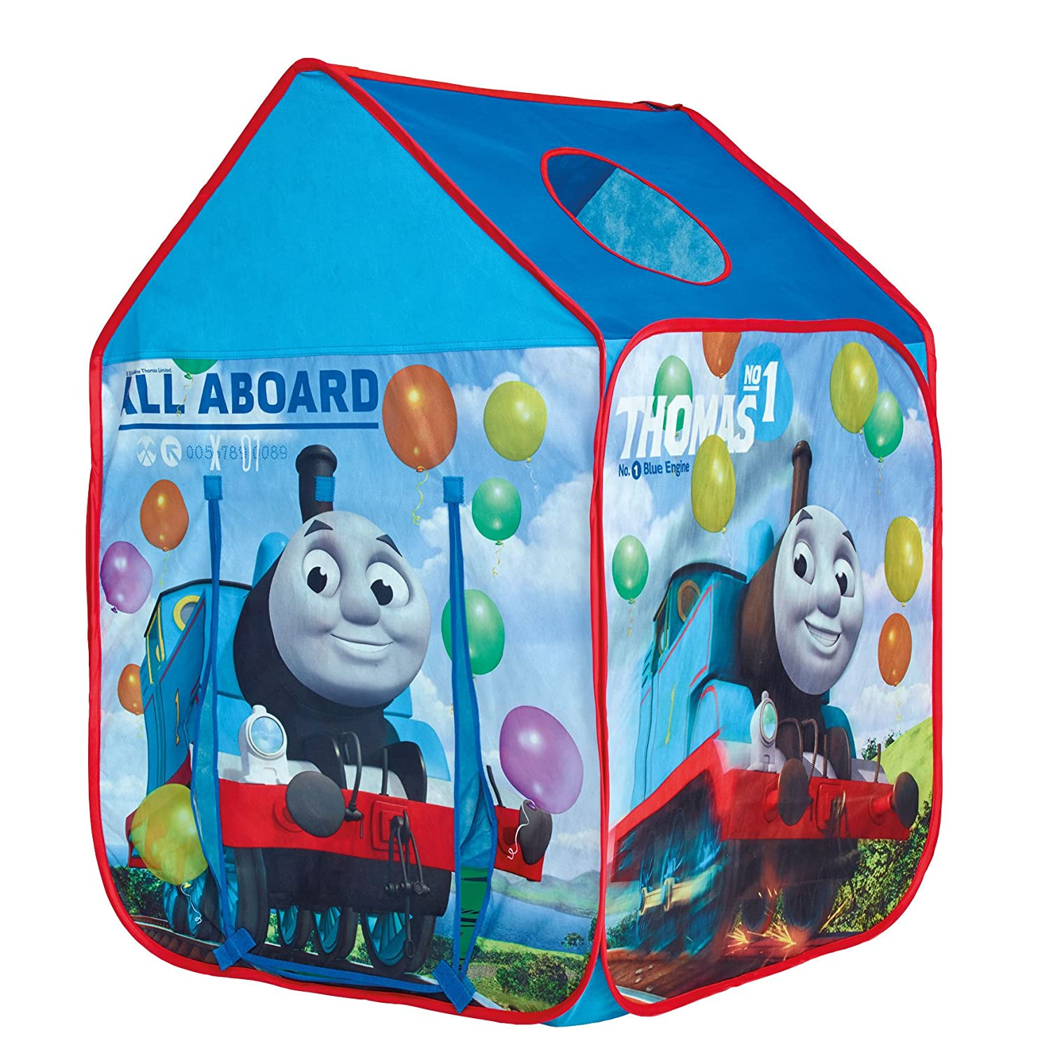 Thomas The Tank Engine Wendy House Playhouse - Pop Up Role Play Tent Amazon.co.uk Toys u0026 Games  sc 1 st  Amazon UK & Thomas The Tank Engine Wendy House Playhouse - Pop Up Role Play ...