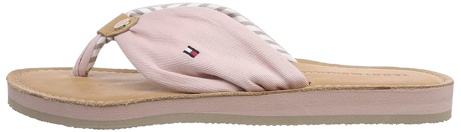 Slides TOMMY HILFIGER Monica 14D FW56818711 Dusty Rose 615