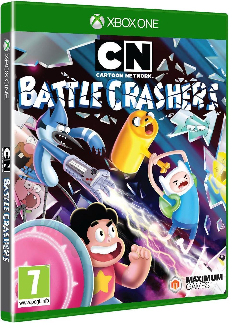 Cartoon Network - Battle Crashers [Importación Inglesa]: Amazon.es: Videojuegos