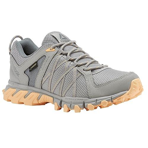 Reebok Trailgrip RS 5.0 GTX, Zapatillas de Senderismo para Mujer, Gris (Stark Desert Glow/Flint Grey 000), 36 EU: Amazon.es: Zapatos y complementos