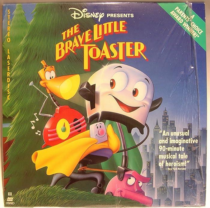 Top 9 The Brave Little Toaster Laserdisc