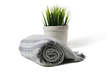 handloomed Peshtemal/turco toalla de baño, 100% algodón toalla de baño