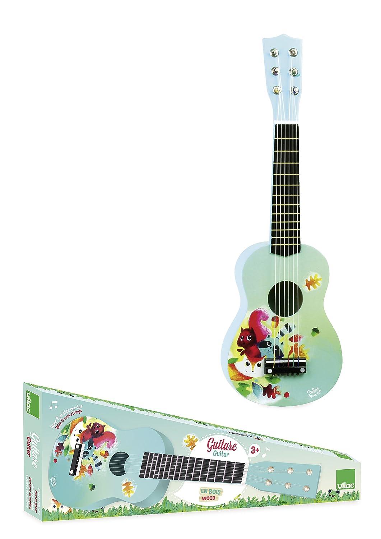 Pink Vilac Guitar