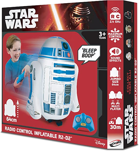 STAR WARS Gonflable RC R2-D2 Jumbo Taille Bladez TOYZ