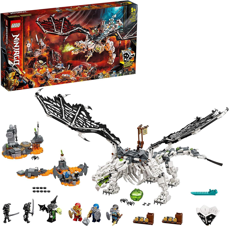 レゴ(LEGO) ニンジャゴー 魔界のスカル・ドラゴン: グリフブリンガー 71721