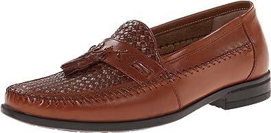 Strafford Woven Slip-on Loafer