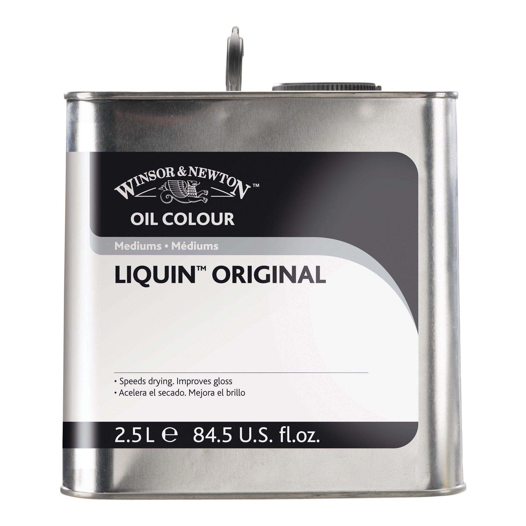 Winsor & Newton Liquin Original, 2.5 Liter by Winsor & Newton