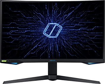 Samsung Odyssey G7 LC27G73TQSUXEN - Monitor Curvo Gaming de 27 WQHD (2560x1440, 1 ms, 240 Hz, FreeSync, Gsync, QLED, 16:9, HDR600, 350 cd/m², 1000R, DisplayPort, HDMI, USB 3.0) Negro: Amazon.es: Informática