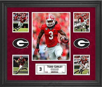 26e40721537 Todd Gurley II Georgia Bulldogs Framed 23