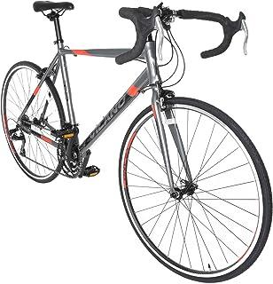 b04aa099f50 Amazon.com : Aluminum Road Bike Commuter Bike Shimano 21 Speed 700c ...