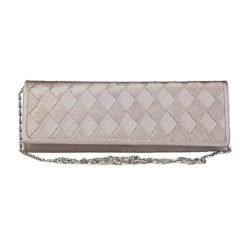 dc80e326f5 Segue - portafoglio - donna - Segue portafoglio donna 22458 bronzo - TU:  Amazon.it: Scarpe e borse
