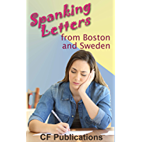 Spanking Letters from Boston and Sweden (English Edition)