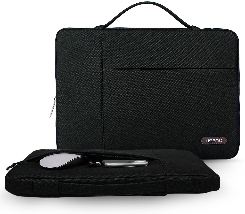 DELL HP Lenovo Acer Ausu Samsung Toshiba y m/ás Gris HSEOK Maletin Portatil 15,6 Pulgadas Funda Protectora para 15-15,6 Pulgadas Laptop Ultrabook Netbook