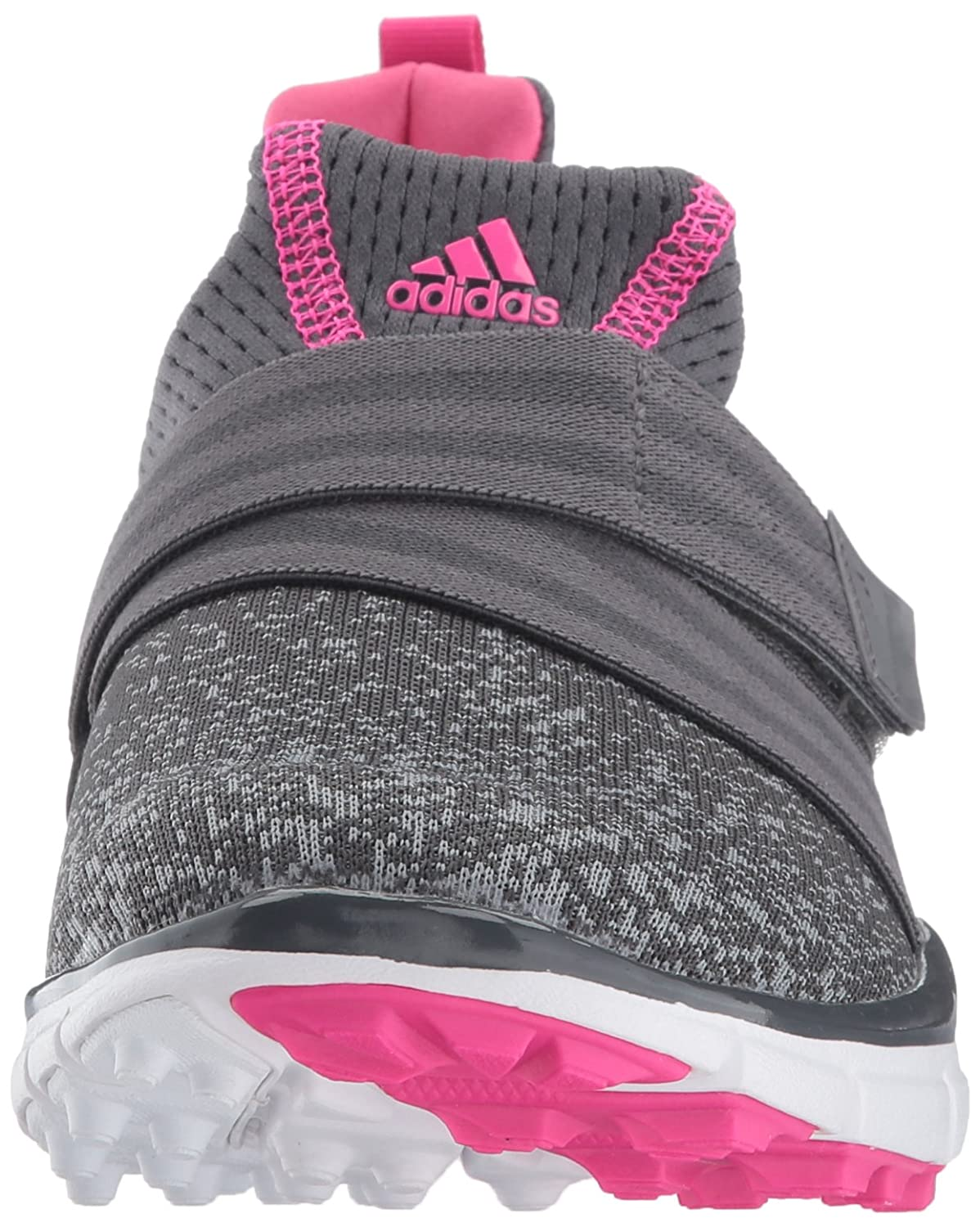 adidas Women's W Climacool Knit Golf US|Grey/Shock Shoe B01N30KPJG 5 B(M) US|Grey/Shock Golf Pink 4c84ea
