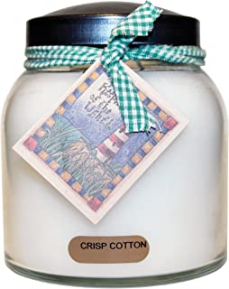 product image for A Cheerful Giver Crisp Cotton 34 oz. Papa Jar Candle, 34oz