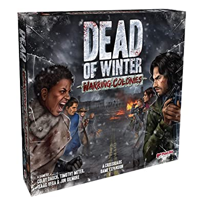 Dead of Winter: Warring Colonies: Toys & Games