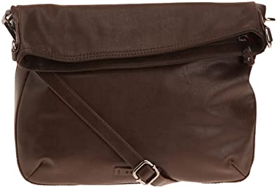 Ebony Brown Marron 207 Bandoulière Vicky Esprit Sac XZYt4