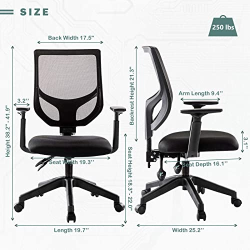 Rimiking Mesh Office Chair