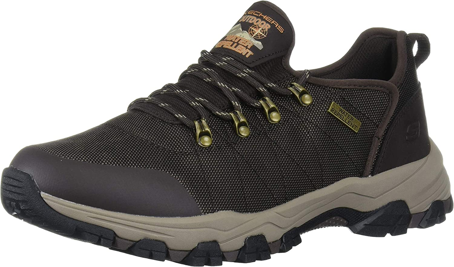 Skechers Men s SELMEN-Norden Trail Oxford Hiking Shoe
