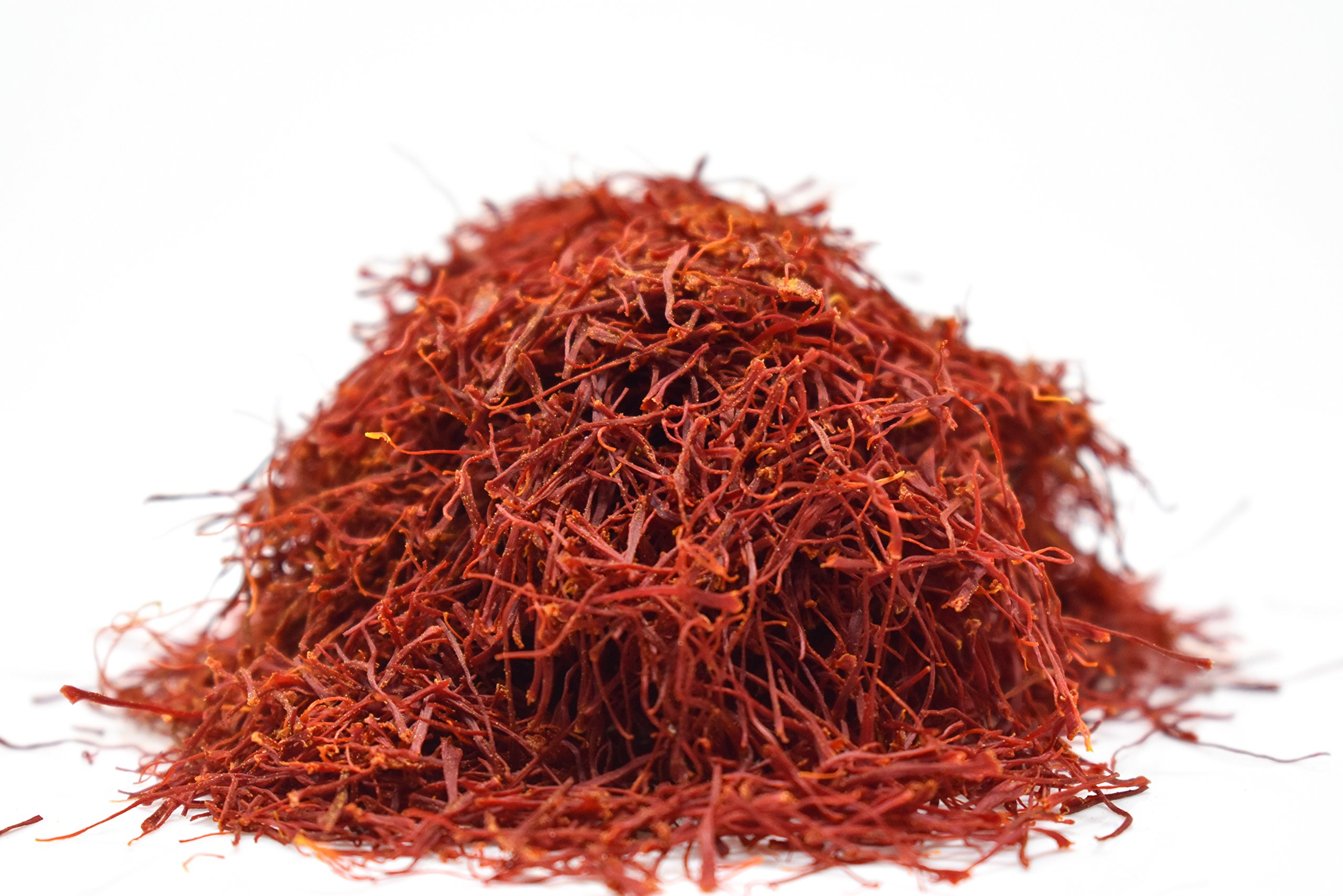 Persian Saffron Threads by Slofoodgroup Premium Quality Saffron Threads, All Red Saffron Filaments (various sizes) Grade I Saffron (1 Ounce Saffron) by SLO FOOD GROUP (Image #2)