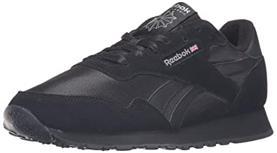 37d76e95ac5 Reebok Royal Nylon Classic Fashion Sneaker