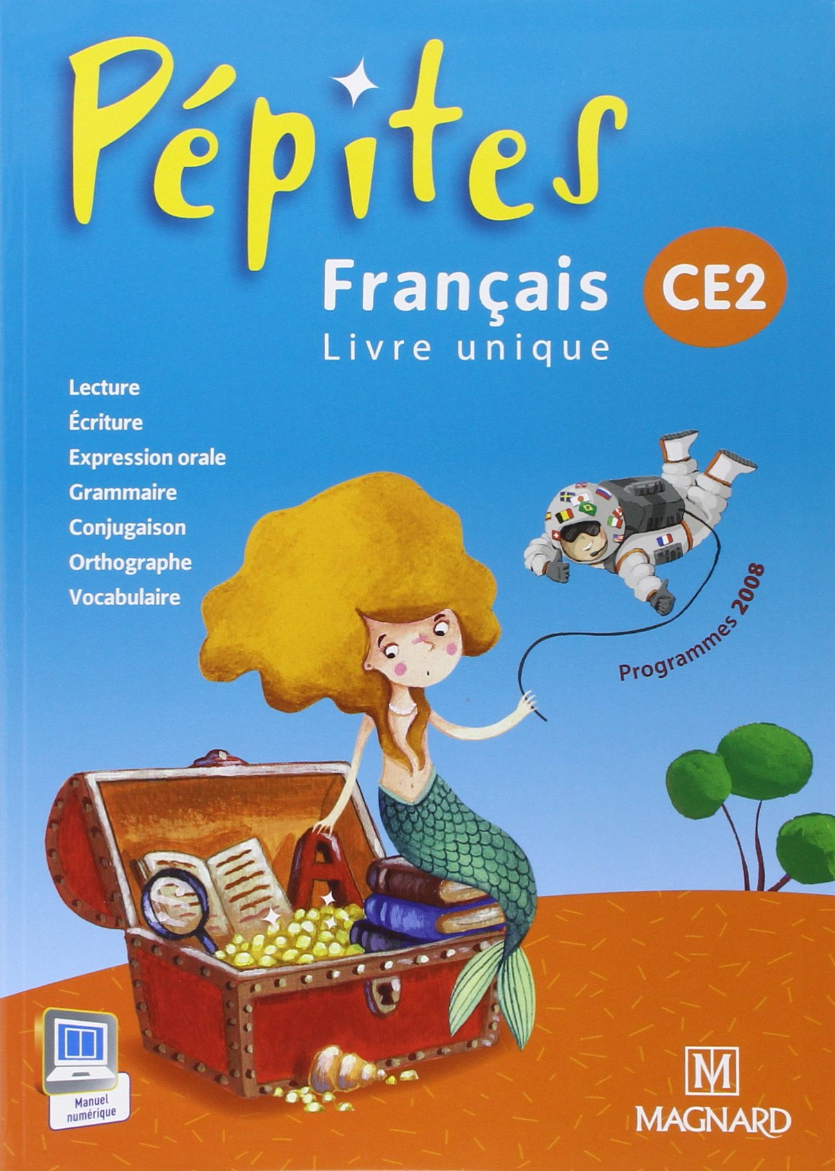 Amazon In Buy Pepites Francais Livre Unique Ce2 Eleve Book