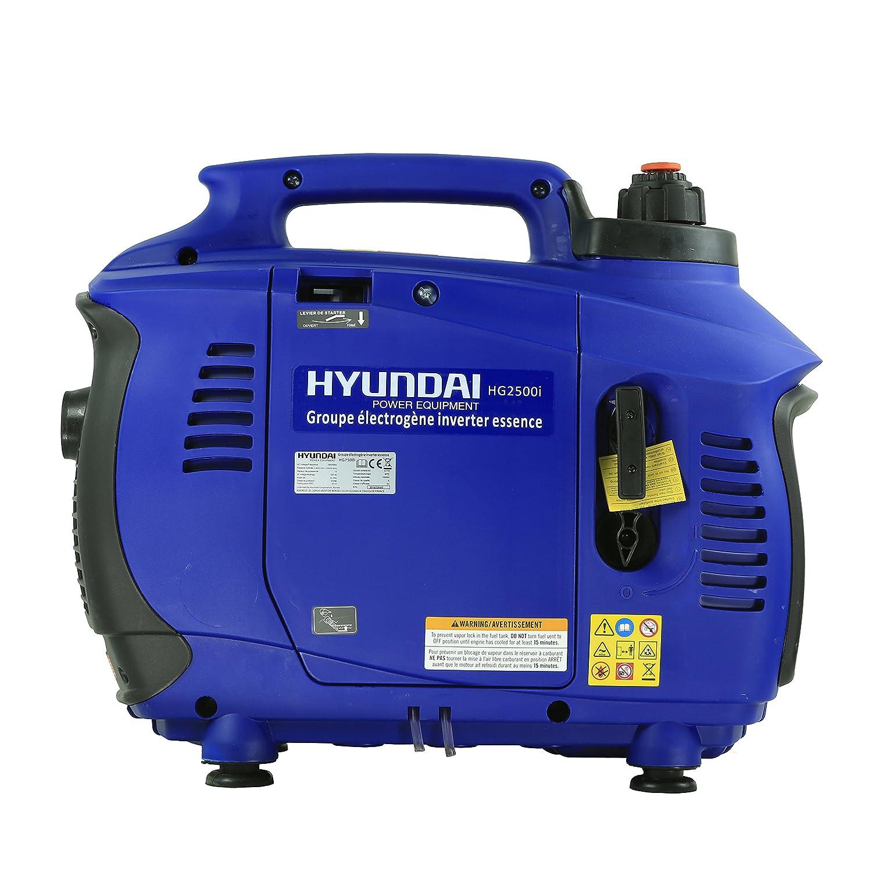 Hyundai HG2500I Inverter Stromaggregat 2000/2200W