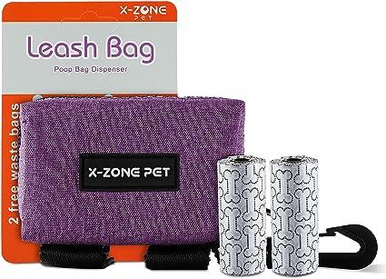 Okydoky Dog Poop Bag Holder Leash Waste Carrier Holder Bicycle NO.CA-1
