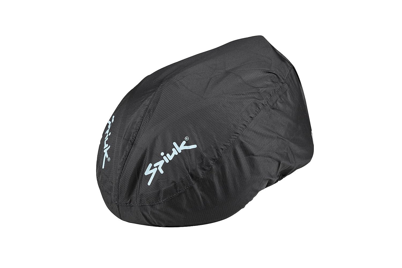 Spiuk Top Ten - Cubre Cascos Unisex, Color Negro, Talla única