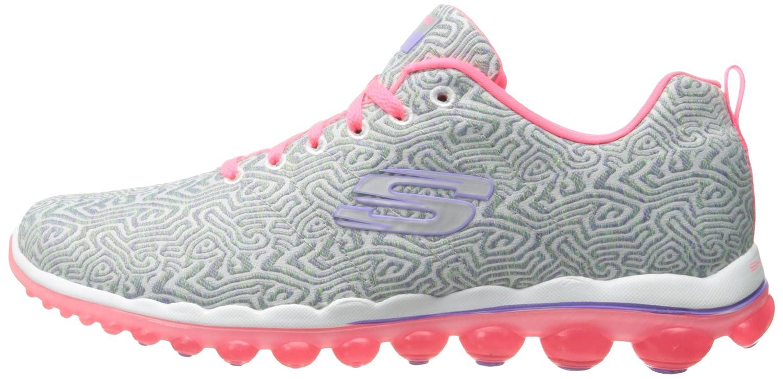 Skechers Women's Skech Air 2.0 Pathways Fashion Sneaker B01N8YY03I 9.5 B(M) US|Grey Pink