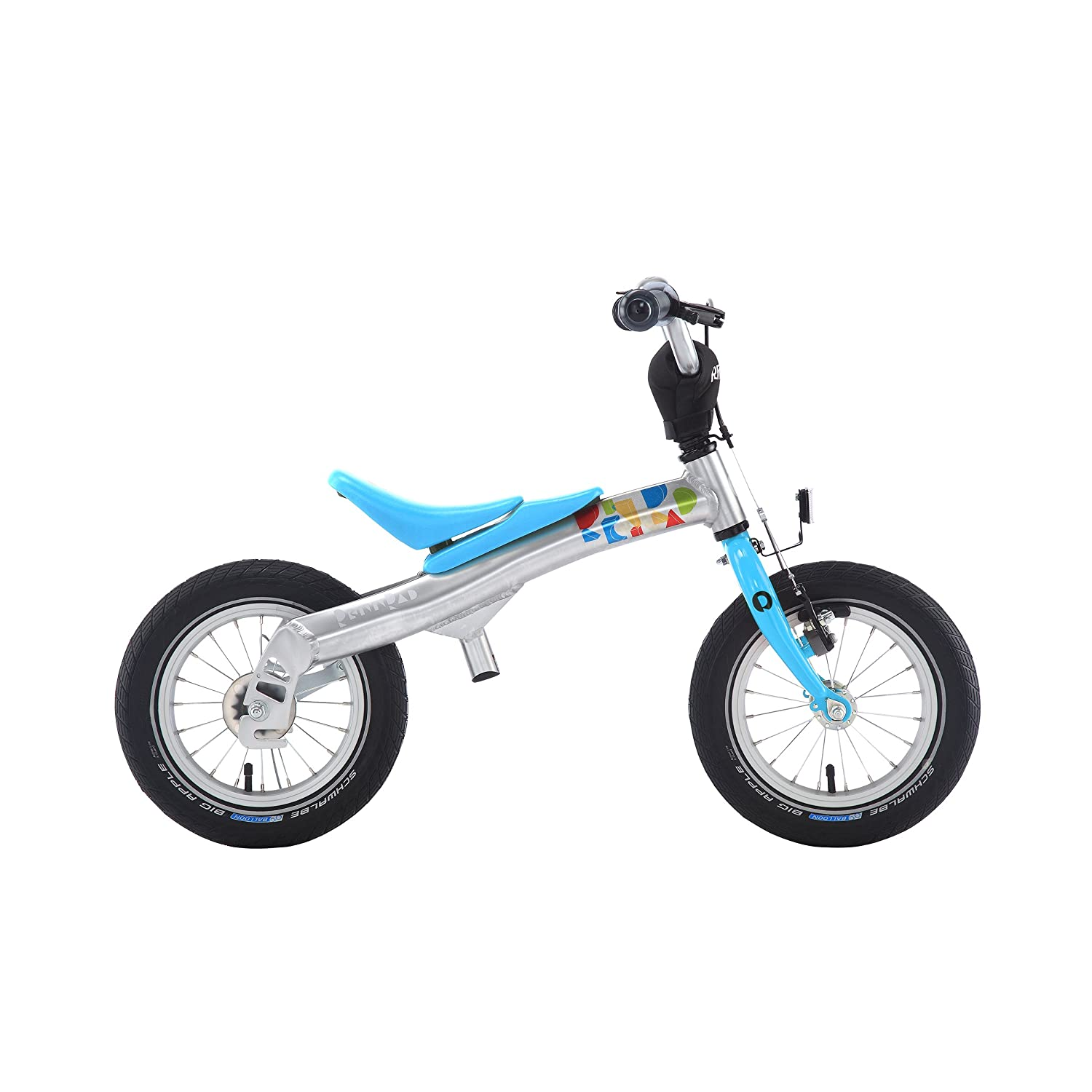 Rennrad Convertible 2 In 1 Balance Pedal Bike 12