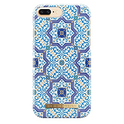on sale a1f78 e8095 iDeal Of Sweden Magnetically Compatible Fashion Cellphone Case for iPhone 7  Plus in Beautiful Bohemian Moroccan Design (Marrakech)