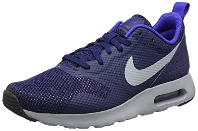 on sale 7133a 6fb1e Nike Air Max Tavas - Zapatillas de Entrenamiento Hombre, Azul (Binary  Blue wolf